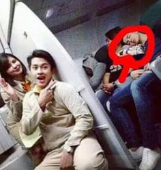 An airline recently experienced the ire of ALDub fans when one of their flight attendants, Justin S., posted this particular photo of Alden Richards sleeping