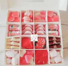 Items similar to Valentines Day Sweet n Chocolate Gift Box, Red n Pink Sweet Boxes, Valentines Day Gifts for Him / For Her, Secret Valentines Gifts Ideas on Etsy Valentines Sweets, Valentines Day Gifts For Her, Chocolate Gift Boxes, Chocolate Treats, Pink Sweets, Sweet Cones, Sweet Box, Chocolate Bouquet, Goodies