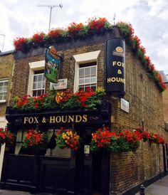 Lovely little pub, not far from Sloane Square.  Passmore Street Classic London Pub