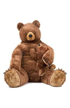 Melissa & Doug Oversized Brown Bear available at #Nordstrom