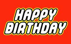 Lego Themed Party, Lego Birthday Party, Boy Birthday Parties, Birthday Crafts, Lego Parties, Birthday Celebration, Cake Birthday, Lego Birthday Banner, Birthday Wishes