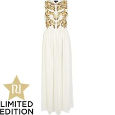 My love for maxi dresses has just become even more passionate now I've seen this beauty