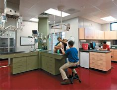 A view of everything | Hospital Design