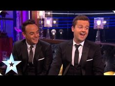 awesome Ant and Dec talk Final talent   Britain's Got More Talent 2014