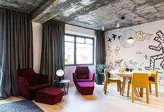 Interior Design Project Šaltinių Home I - Picture gallery