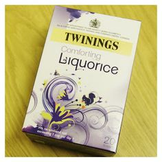 MichelaIsMyName: TWININGS Comforting Liquorice REVIEW