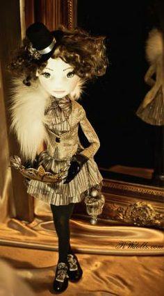 ''Victorian Carnival'' | Romantic Wonders Dolls