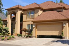 Auto garage doors are automatic garage doors that can be installed in your personal or commercial garage to protect your property. Many people think that automatic garage doors are expensive, and they cannot afford the same. Precision Garage Doors, Affordable Garage Doors, Garage Door Opener Repair, Garage Door Installation, Cool Garages, Roller Doors, Garage Door Design, Home Safes, House Styles