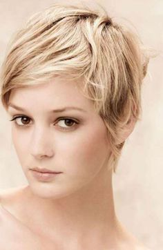 Short pixie haircut 2013
