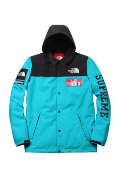 feb62fb621e Supreme x The North Face 2014 Spring Summer Collection