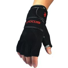 Leather Crossfit Gloves