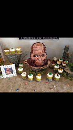 Bigfoot Toys, Bigfoot Birthday, Sully, Cake, Desserts, Party Ideas, Tailgate Desserts, Deserts, Kuchen