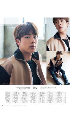 Kim SeokJin man!!