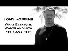 Tony Robbins Helps You Change Your State in Minutes. How To Get More Energy Instantly - YouTube