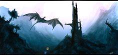 The valley by VampirePrincess007.deviantart.com on @deviantART
