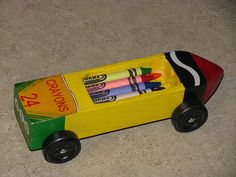 Pinewood Derby Car Design Ideas ecto 1 pinewood derby car scouts pinterest cars derby cars and projects Awana Grand Prix Car Designs Photo Awana Grand Prix Car Ideaspinewood Derby