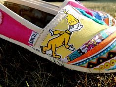 Dr Seuss Toms Oh The Places You'll Go by OurVintageBliss on Etsy, $90.00