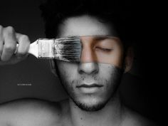 self portrait photography repinned by www.BlickeDeeler.de