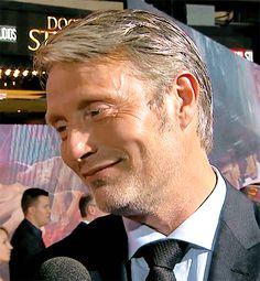 Mads Mikkelsen (& that head tilt! I need a board dedicated to those head tilts. XD)