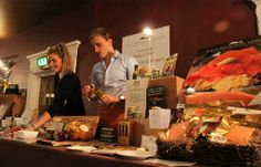 visit black mountain smokery at fairs and festivals