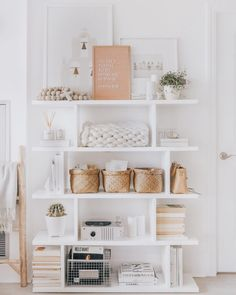 """[orginial_title] – Home best pin """"I love the versatility of this bookshelf in our living/kitchen open area! We sw… """"I love the versatility of this bookshelf in our living/kitchen open area! We switch it up every season with different decor, display… – Room Ideas Bedroom, Home Decor Bedroom, Living Room Decor, Interior Livingroom, Study Room Decor, Living Room Storage, Home Design, Interior Design, Design Ideas"""
