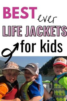 Best Ever Life Jackets for Outdoor Kids (Outdoor Kids Gear) - best ones that you need for your kids this summer! Water Activities, Kayaking, Cool Kids, Outdoor Gear, Summertime, Kids Outfits, Life Jackets, Kayaks, Kids Fashion