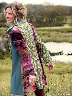 TRACY PORTER Persian Tapestry Cardigan Coat ~ Sz 4-6 | Clothing, Shoes & Accessories, Women's Clothing, Coats & Jackets | eBay!