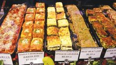 Westside Market NYC's new store on the Upper West Side of Manhattan:  Maria Zoitas, mother of CEO George Zoitas, is the creator of Maria's homemade line of prepared foods.