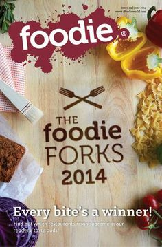 Foodie. June 2014
