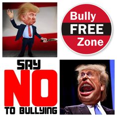 Image result for trump is a bully