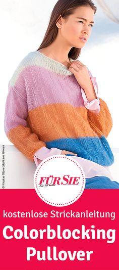 78 besten Pullover stricken Bilder auf Pinterest in 2018 | Crochet ...