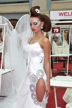 OMC Hairworld - Senior Ladies - Bridal Make-up (model)