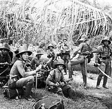 Royal Netherlands East Indies Army - Wikipedia, the free encyclopedia