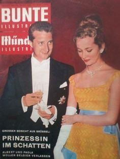 BUNTE Illustrierte Nr.:16 v. 15.04.1961 Geburtstag /Jubiläum/ Geschenk | eBay