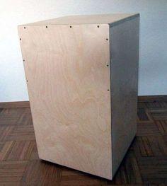 build your own cajon drum...