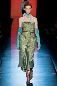 Gaultier Couture Gowns
