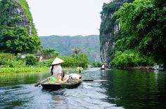 静けさ広がるベトナムの田舎「洞窟を抜けると桃源郷であった」 | TABIZINE~人生に旅心を~