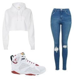 """Untitled #34"" by lowkey101 on Polyvore featuring Retrò, Topshop and River Island"