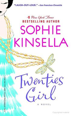 I love everything by sophie kinsella!