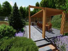 Návrhy a realizácie záhrad 🌿 Záhrada s ohniskom. 🌳🔥Súčasťou našej práce sú realizácie a návrhy záhrad taktiež aj rekoštrukcie existujúcich záhrad. 💪 Aktuálne je ideálne obdobie na plánovanie zmien a rekonštrukcií. Pergola, Outdoor Structures, Outdoor Pergola