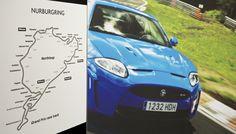 #Magazine - #Mobilite : Une journée dans l'enfer vert... du #Nurburgring avec #Jaguar