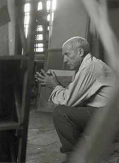 Picasso by Herbert List