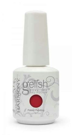 Gelish nail polish- Gel nail polish that lasts up to two weeks!