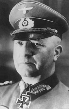 ✠ Friedrich Fromm (8 October 1888 – 12 March 1945). Executed at the Brandenburg-Görden Prison by firing squad as part of the post-conspiracy purge.