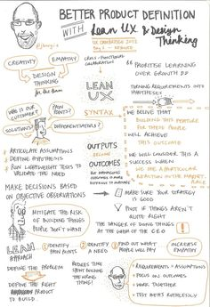 Better Product Definition with Lean UX & Design Thinking Web Design, Social Design, Logo Design, Visual Thinking, Thinking Day, Photoshop Tutorial, Adobe Photoshop, Wireframe, User Story Mapping