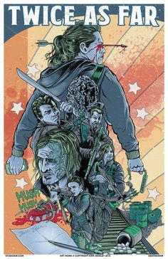 """""""Twice as Far"""" is the fourteenth episode of the sixth season of AMC's The Walking Dead. It is the eighty-first episode of the series overall. It premiered on March It was written by Matt Negrete and directed by Alrick Riley. Carl The Walking Dead, Walking Dead Quotes, Walking Dead Funny, Comic Books Art, Comic Art, The Walking Dead Instagram, Best Shows Ever, Hush Hush, Good Movies"""