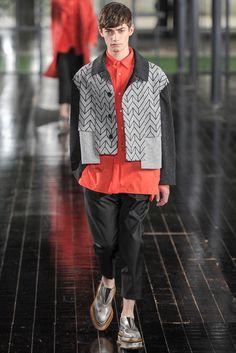 John Galliano Spring 2014 Menswear - Collection - Gallery - Style.com