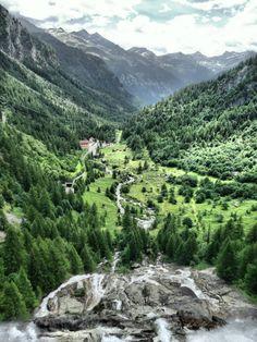 Val Formazza,Cascate del Toce