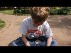 My daughter's future husband!! LOL :) ▶ 9 year old discusses the universe - full interview (unedited*) - YouTube