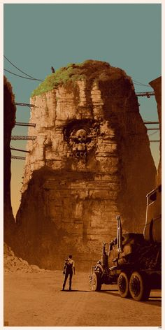 "kogaionon: "" Imperator by Matt Ferguson / Behance / DeviantArt / Facebook / Tumblr / Twitter / Store """